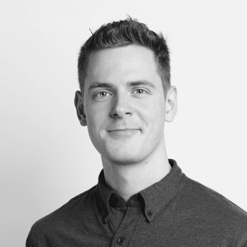 Anton Flyvholm er lysdesigner og belysningsrådgiver hos Lightplanner