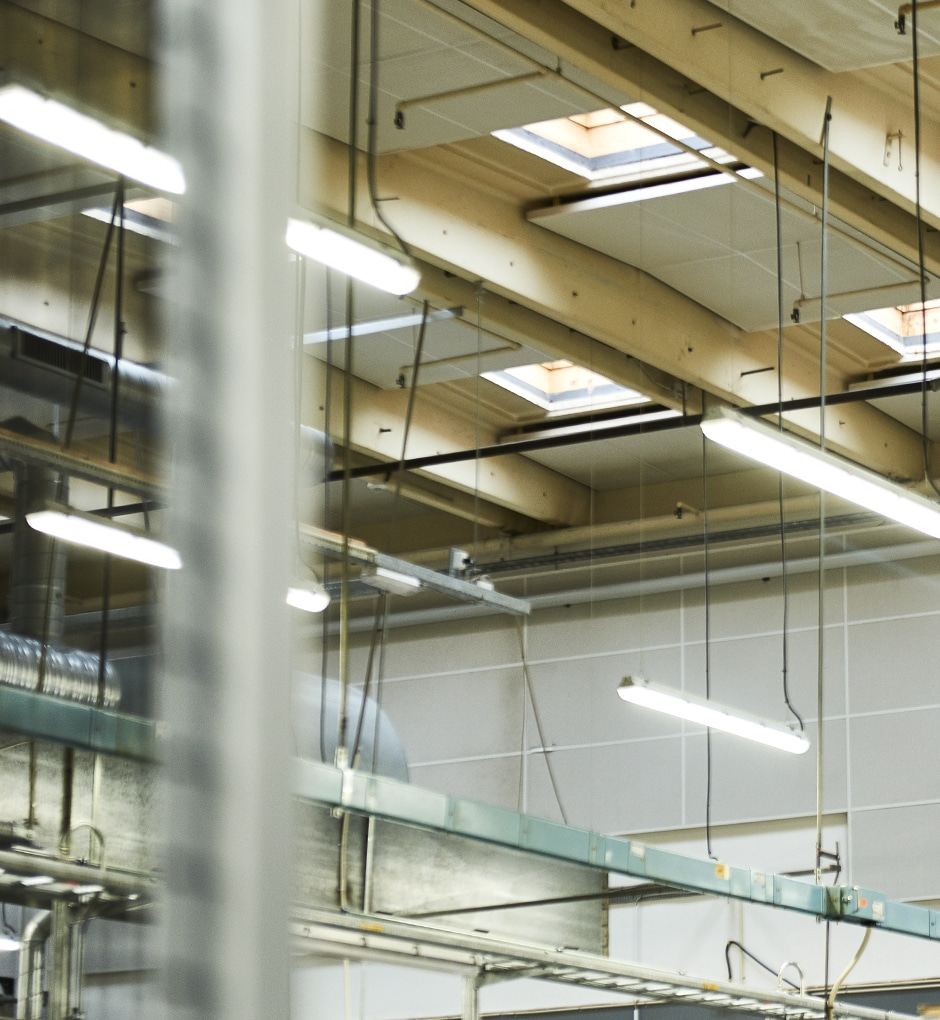 Energioptimering af skolebelysning designet af Lightplanner