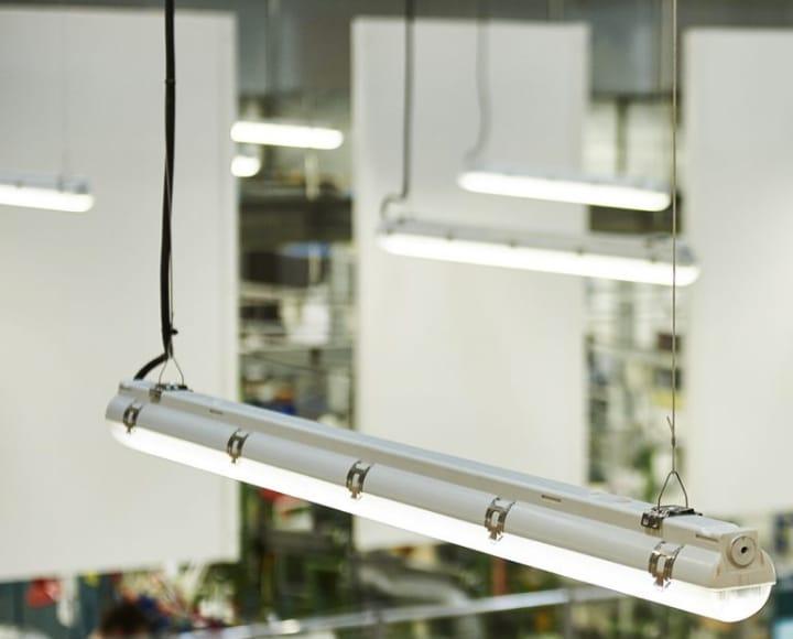 Lightplanner har designet energibesparende moderne LED lys der opfylder belysningskravene for arbejdsbelysning